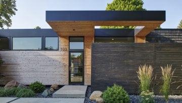 Net-zero home brings sustainable design to a walkable Iowa City neighborhood