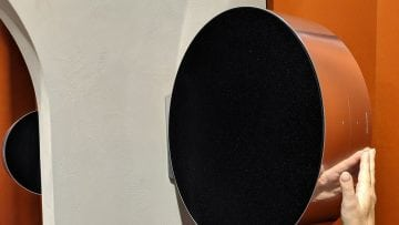 Bang & Olufsen Reinvent the Wheel With This Powerful, Tactile Speaker