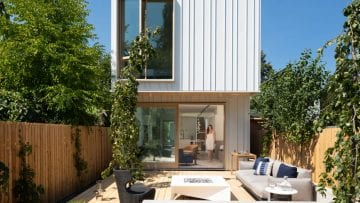 """backReturn to """"A 20-Foot Wide Lot Drives an Innovative Home in Vancouver"""""""