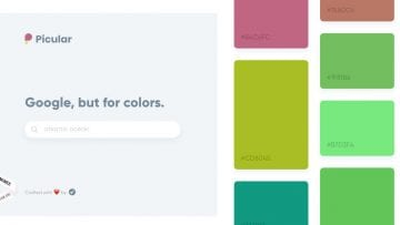 New tool turns Google into a colour-picker