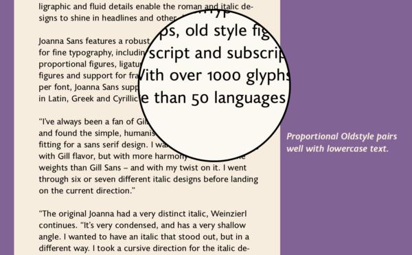 Free Webinar on Using Figure Styles in OpenType Fonts