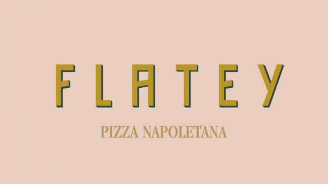 Brand Identity for Flatey – Pizza Napoletana