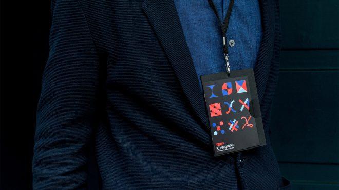 TEDxKoenigsallee Identity by KittoKatsu GmbH