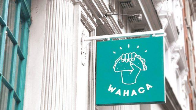 From start-up to chain: rebranding Wahaca