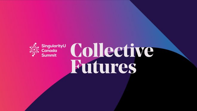 A Look at the SingularityU Canada Summit Brand Identity