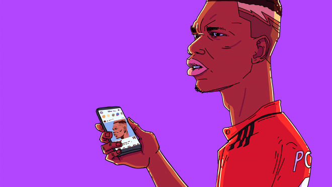 Dan Leydon on his humorous football illustrations