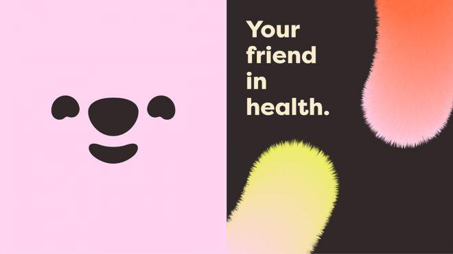 "DesignStudio develops ""furry graphic language"" for health startup Alan"