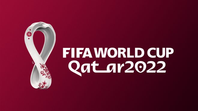 The 2022 World Cup logo has been released – and it's all about the eight