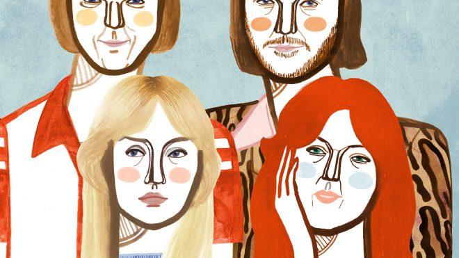 Jamie Beard's illustrated portraits celebrate people and personalities