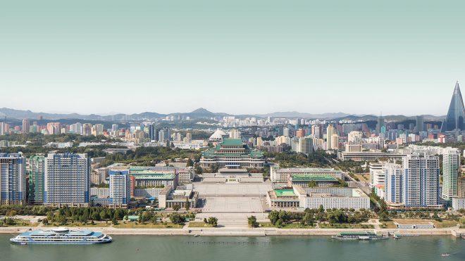 New photo book delves into North Korean architecture