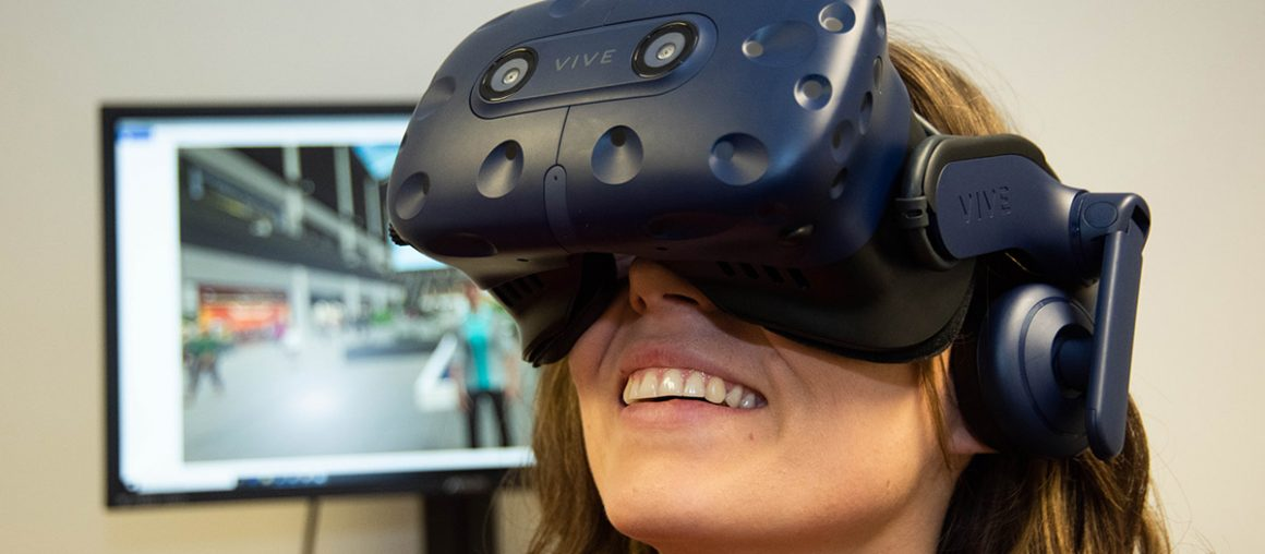Could VR put an end to phobias?