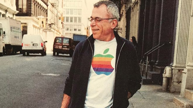An oral history of the Apple logo