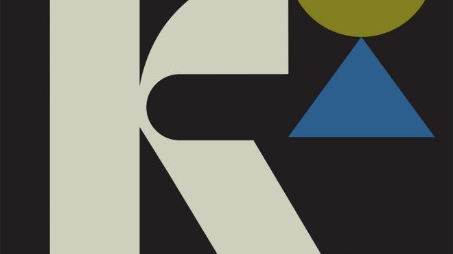 Violaine & Jérémy's dramatic Art Deco-inspired typeface