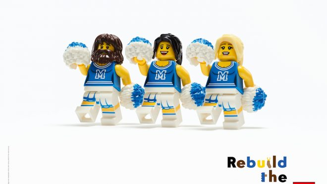 Lego releases its first brand campaign in 30 years, and asks us to Rebuild the World