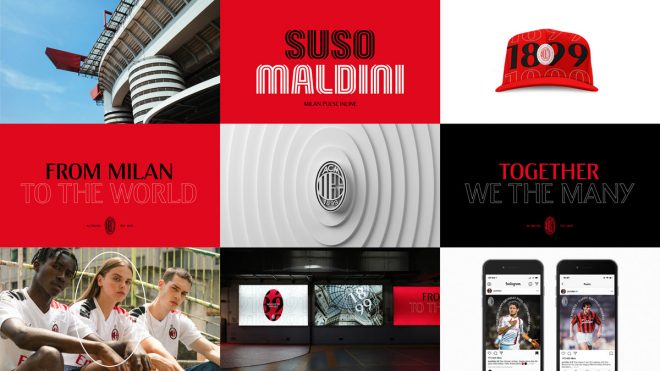 Creating a new identity for AC Milan
