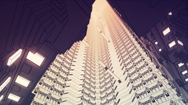 Explore impossible architecture in new game Manifold Garden