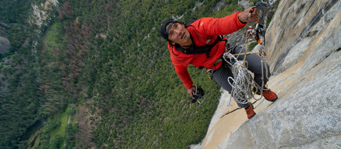 What it was like to make Free Solo