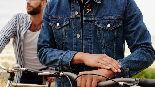 Levi's revisits wearables with new jackets featuring Jacquard by Google tech