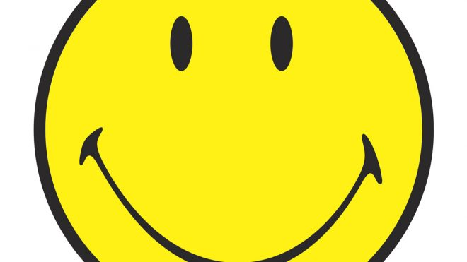 How the Smiley made happiness cool