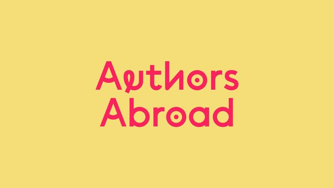 Authors Abroad's joyful rebrand takes a leaf out of kid's books