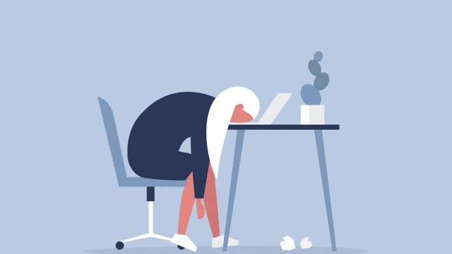 What to do if your job makes you unhappy