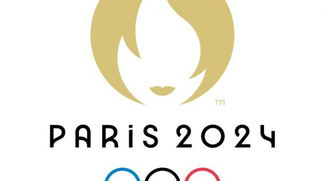 "Paris 2024 logo presents ""a homage to female athletes"""