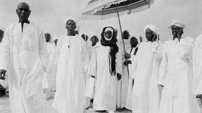 Roger daSilva's rediscovered archive shows a changing Senegal