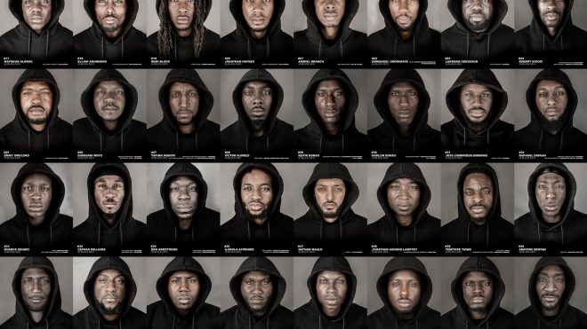 Cephas Williams on 56 Black Men and racial stereotypes