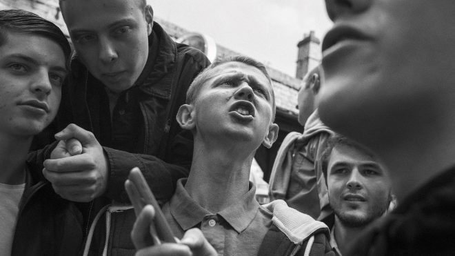 Martin Andersen captures the energy of Spurs fans on match day