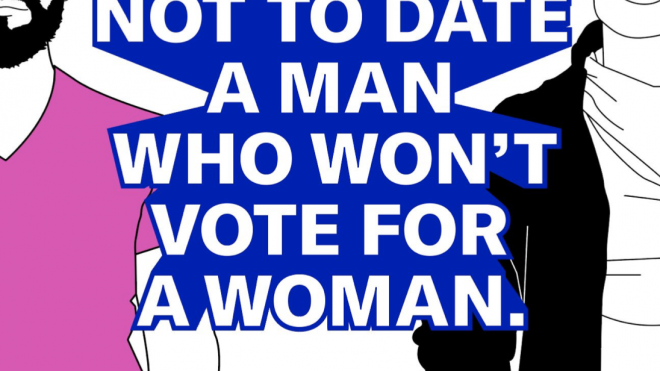 OKCupid talks politics, body hair and climate change in new campaign