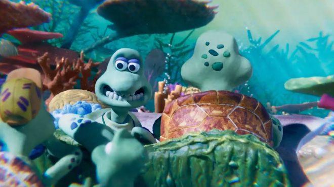 Greenpeace ad by Aardman underlines the plight of the ocean's turtles