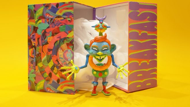 Gary Card on living out his dream as a toy designer