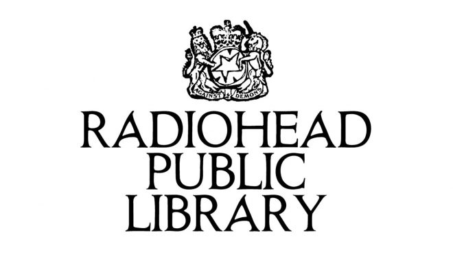 Radiohead launches Radiohead Public Library, an online archive