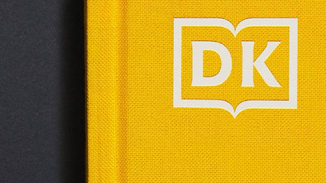 DK strips it back to the bare minimum for its new visual identity