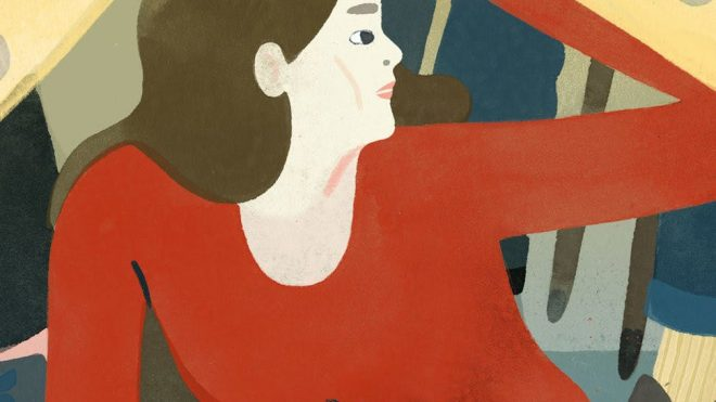 Tallulah Fontaine's charming editorial illustrations