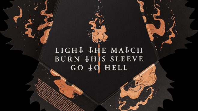 """Metal band Slayer releases record that can be """"played in Hell"""""""