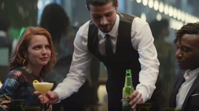Heineken's new ad is a light-hearted swipe at gender stereotypes