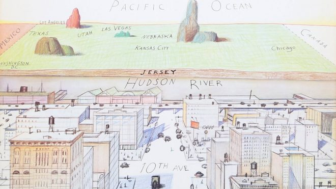 A love letter from illustrator Marion Deuchars