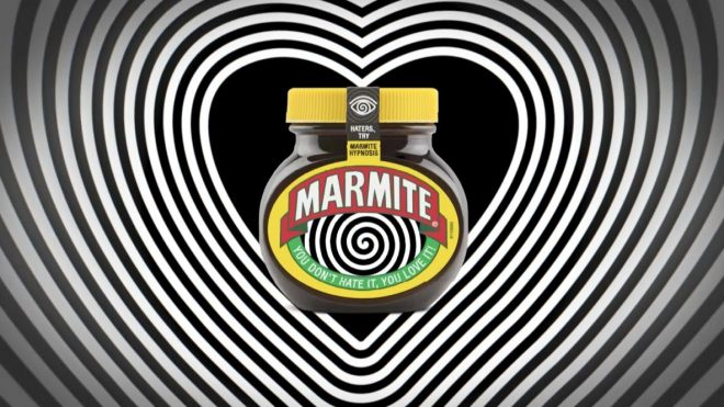 Marmite goes subliminal for Mind Control campaign