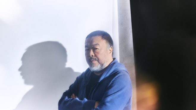 A brief encounter with Ai Weiwei