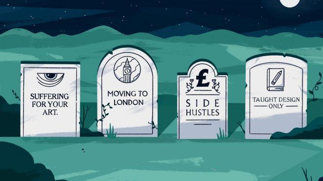 Exploding creative industry myths