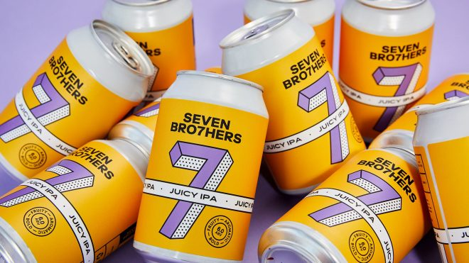 Seven Brothers brand refresh is all about lucky number seven