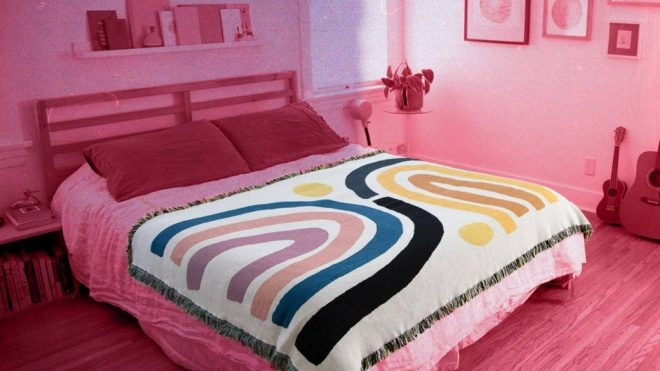 The 17 Best Throw Blankets That Double as Art
