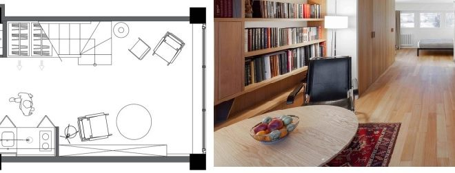 Tiny Apartments Plans - 10 Clever And Ingenious Ways To Deal With The Lack of Space