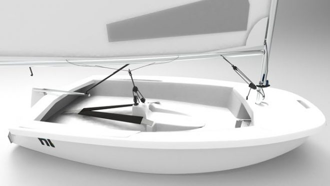Focusing on eco-sustainable sailboats >> Scuttlebutt Sailing News
