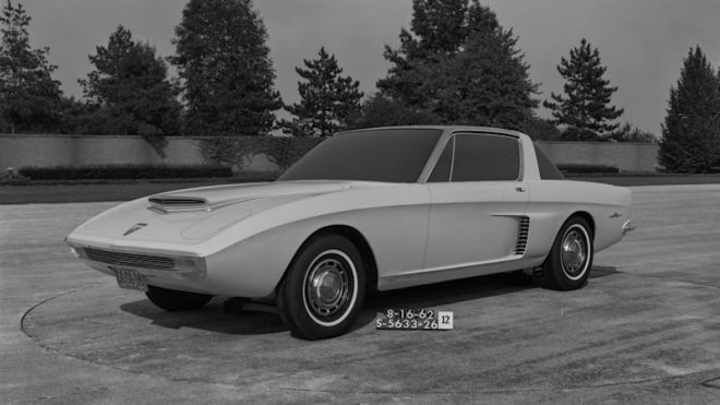 1965 Ford Mustang could have looked very different