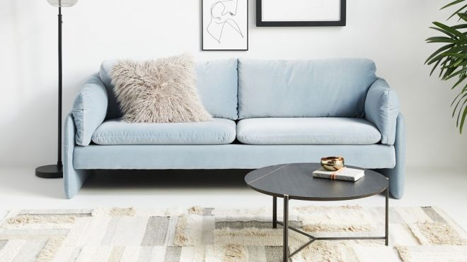 25 Stylish Apartment Sofas Designed to Fit in Smaller Spaces