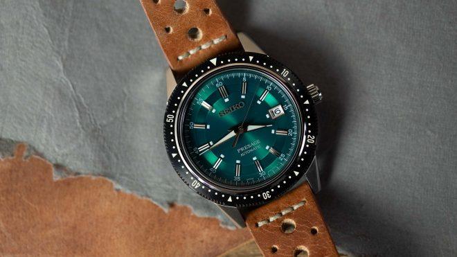 Review: the Seiko Presage SARX071 / SPB129J1