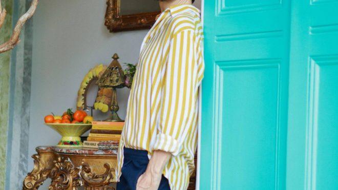Fashion Veteran Matthew Williamson Wants You to Buy Antiques