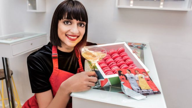 Heartless thieves target much-loved social enterprise Miss Macaroon